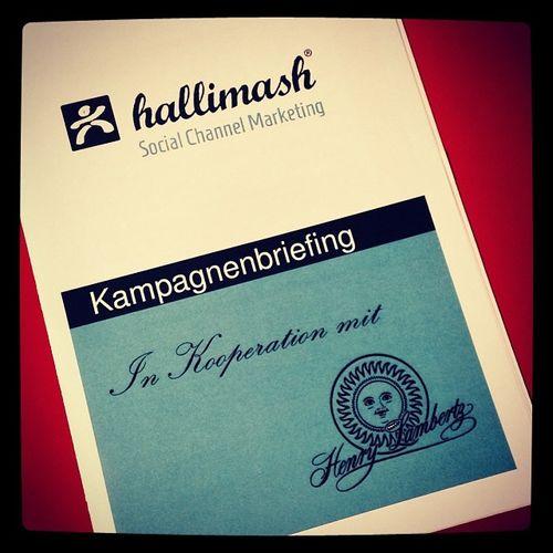 hallimash Kampagnenbriefing Marketing Briefing Campaign Lambertz325 Hallimash Lambertz Kampagne Kampagnenbriefing Campaignbriefing