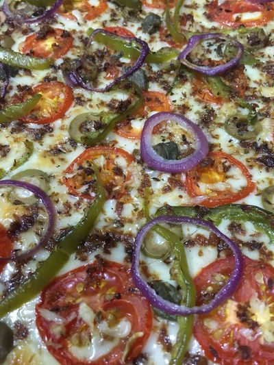 Home pizza two