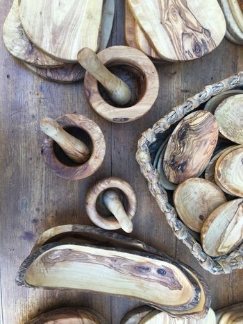 Not at all ordinary Backgrounds Beauty In Ordinary Things Close-up Kitchen Utensils Olive Wood Structures Wood - Material Wooden Wooden Tools