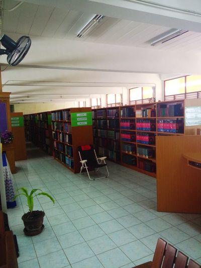 ห้องสมุดค่ะ