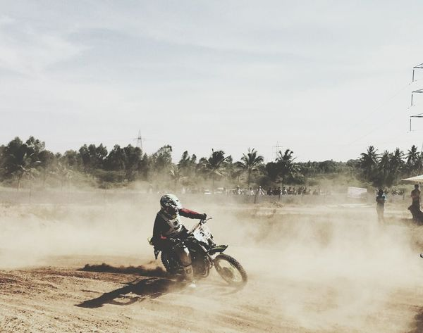 Autocross Offroad Bangalore Determination Riding Thor  Ls2helmets Race For Life