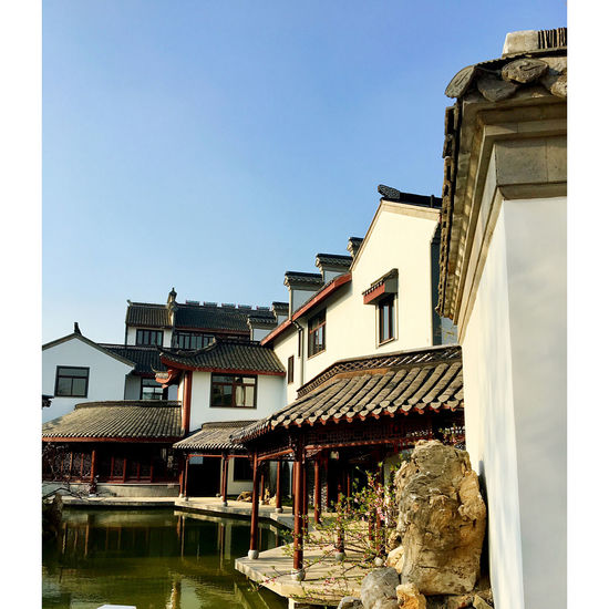 Chinese Garden Tradition Art Architecture