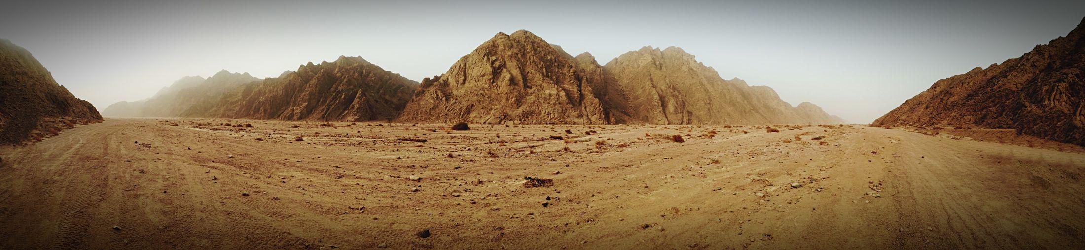 Desert Deserto Egypt