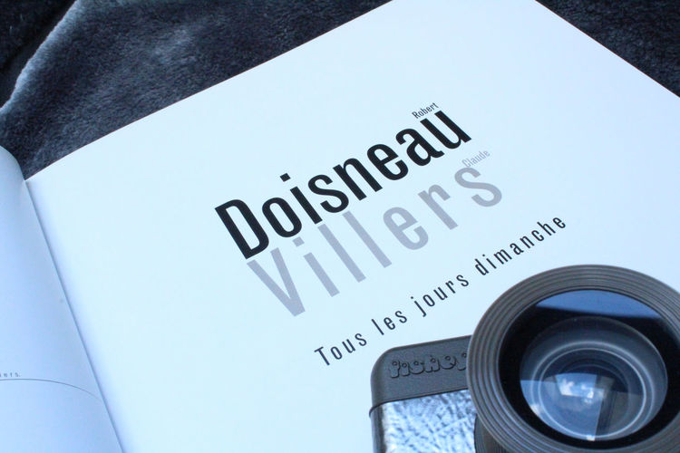 Robert Doisneau x Claude Villers through my eyes 1200D 18-55mm Artists B&w Canon Fisheye France French Legends From My Point Of View Glasses Inspiration Legends Lomography Mood Captures Photography Legends Robert Doisneau X Claude Villers