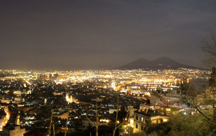 Night Cityscape Illuminated City Sky Building Exterior Architecture Photography Napoli Myhome Sky_ Collection Paesaggio Urban Skyline Italy Panorama Centrostorico Panoramic Mother Urbanlifestyle Churches Daylight Naples Cratere Vesuvio