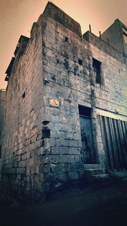 This is an abandoned house in Marsa Malta First Eyeem Photo