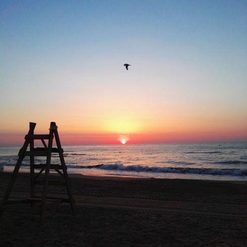 Amaneciendo Amanece Amanecer Torrevieja LAMATA Alicante Verano Summer Playa Beach Mediterraneo