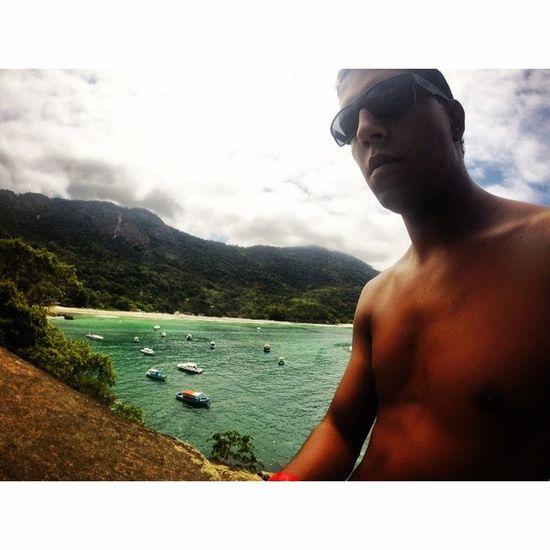 Mais um dia pra começar de novo ! Gopro Hero3 Beach Paradise Blogmochilando Trippics Goprobrsl