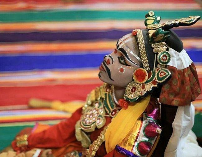 Therukoothu 2016 Chennai-India @ponrajanvikram Portrait Makeup Art Culture Tamilnadu Instagram India People Folk Ponrajanvikram Halvat Instagood Therukoothu Folkmagazine