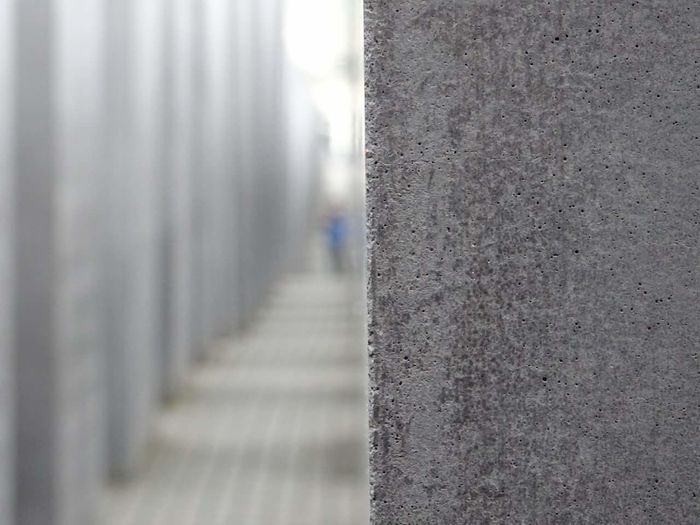 Holocaust memorial Day Outdoors No People The Way Forward Built Structure Architecture Close-up Nature