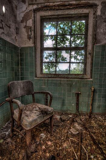 Is This Seat Taken?