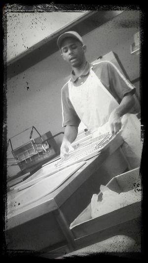 Hard working!! / Trabajo duro!!