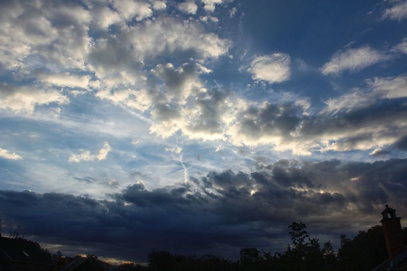 Cloud - Sky Sky Sunset Scenics Landscape Nature Cloudscape Outdoors Beauty In Nature No People Astronomy Star - Space Day