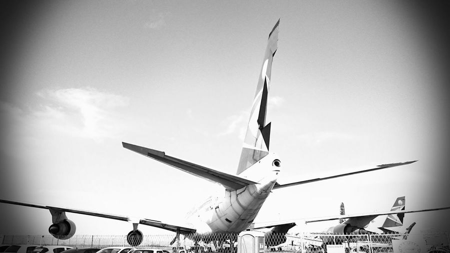 Shades Of Grey Amateuraviationphotography Southafricanairways Southafrica Stacey-anne