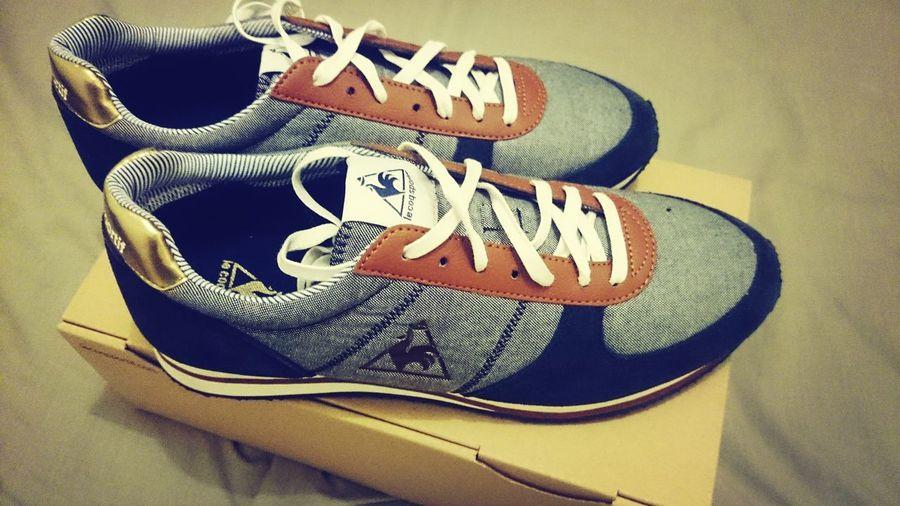 My new Le Coq shoes Lecoqsportif New Shoes Retro Style