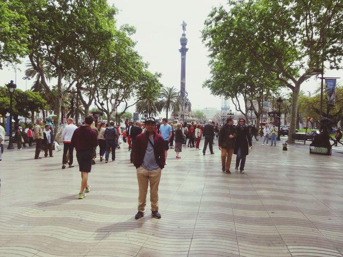 Barcelona First Eyeem Photo
