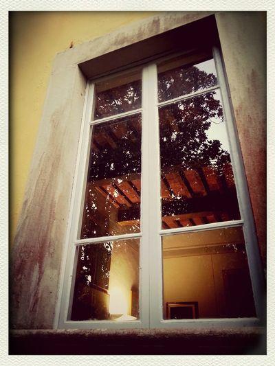 Window Reflections Italianvillas Inside Outside