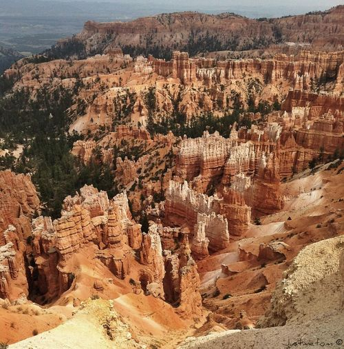 Another view of the Hoodoos ... and ... Bryce Canyon ✨ America's West Series EyeEm Nature Lover NEM Landscapes