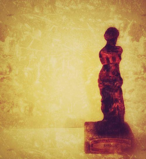 Iphonephotography Greek Afrodite Statue Love
