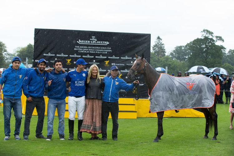 KING POWER British Polo Day Cowdray Polo Park Final Exam Polo Horses
