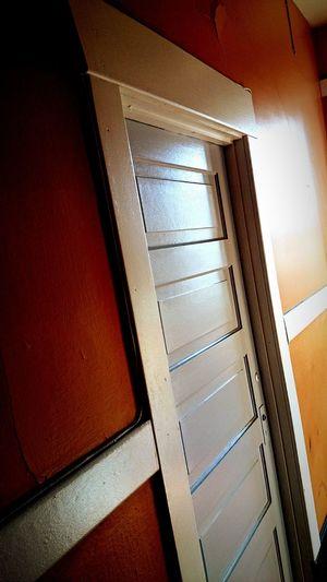 Abstract door. Background image.