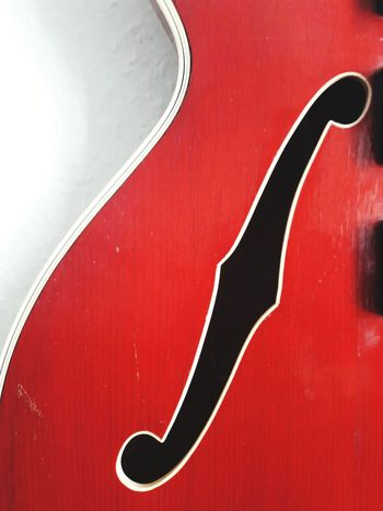 Acoustic Electric Guitar F Hole Guitar Love Guitar Guitar Design Guitar Details Vintage Vintage Electric Guitar Musical Instrument Music Arts Culture And Entertainment Close-up Guitarist Musical Instrument String Musical Equipment String Instrument Electric Guitar