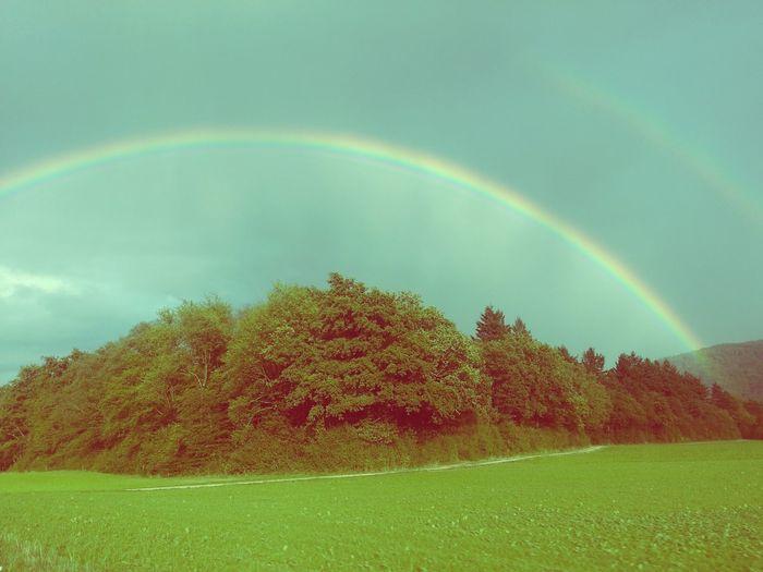''Somewhere over the rainbow'' First Eyeem Photo
