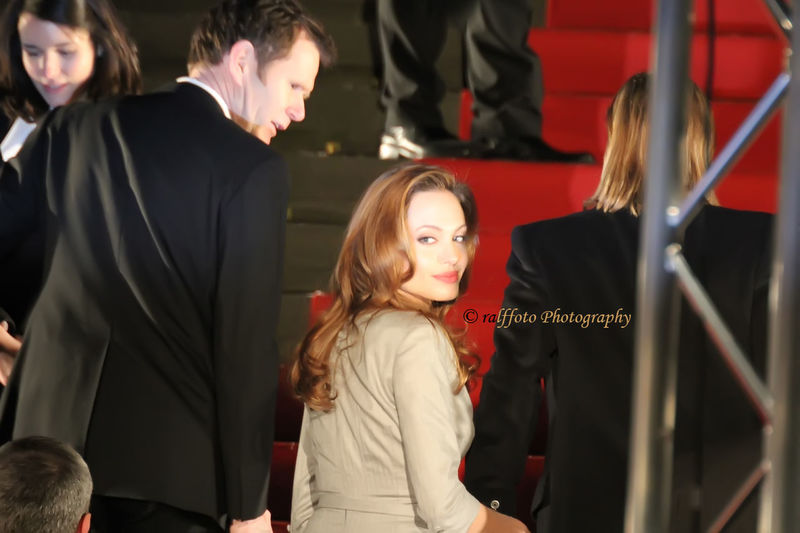 Angelina Jolie 2012 Berlin Cinema For Peace 2012 I LOVE CINEMA Moviestar Cinema