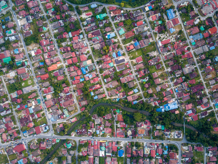 Top Down View - Residential District. Malaysia Outdoors Aerial View Aerial Aerial Shot Aerial Landscape Bird's Eye View High Angle View Pattern EyeEm Selects EyeEm Best Shots Patterns Architecture Building Exterior No People City Built Structure Building Shape Residential District Box Travel Destinations Backgrounds Full Frame