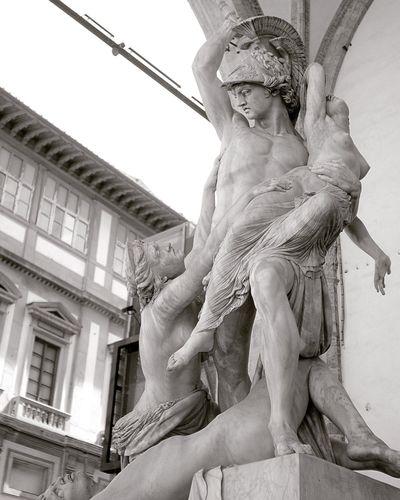 Florence Statue Michaelangelo