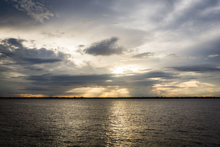 Beauty Beauty In Nature Cloud - Sky Day Horizon Over Water Landscape Nature No People Outdoors Scenics Sea Sky Sunset Tourism Water