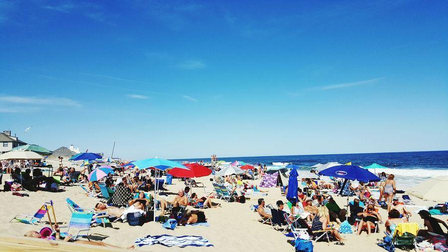 EyeEm Gallery EyeEm New Jersey Beach Umbrella Beachphotography Lastdaysofsummer Endofsummer Relaxing Eyeemphotography EyeEm Best Shots Eyeem Gallary