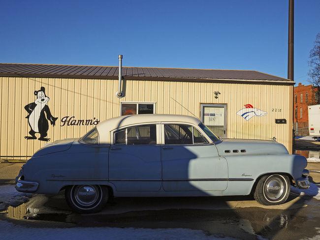 BEAR & BUICK ~ Saint Joseph, Missouri Street Cruising Dreamscapes & Memories Divelandscape, Divestreetoghrophy, Cityscape, Roadside America