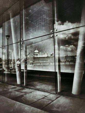 The Architect - 2015 EyeEm Awards Urban Landscape Architecturelovers Blackfriars St Paul's Cathedral London