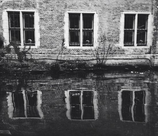 Reflections Belgium Bruges