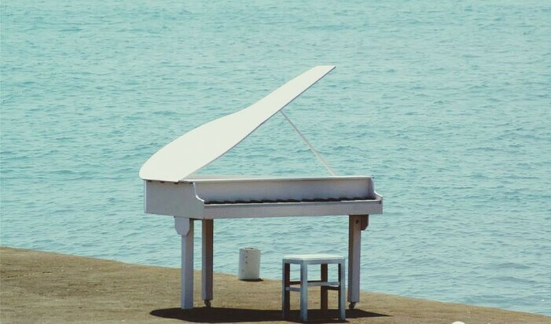 Hometown Sea Beach Piano