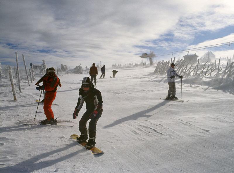 Cloud Cloud - Sky Cold Cold Temperature Karkonosze Ski Ski Lift Ski Resort  Skier Skiers Skiing Snow Snowboard Snowboarding Szrenica Winter Winter Winter Holidays