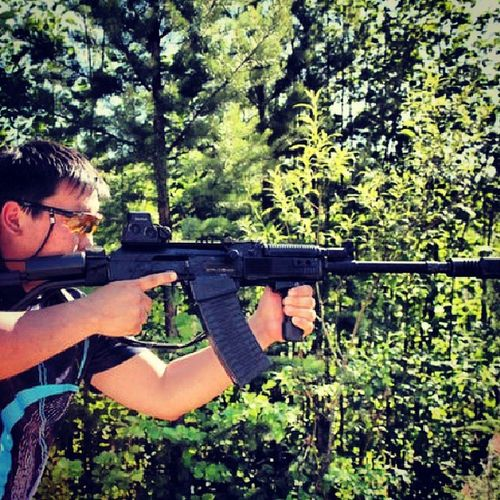 вепрь Vepr Rifle Gun russianweapon cal12 eotech st1chprofi stichprofi magpul