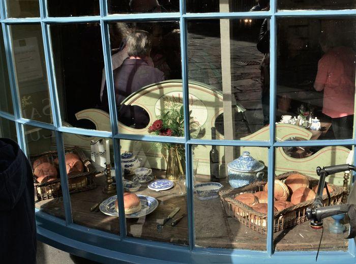 Bath Bath Bun Somerset England Dollhouse England Regency Regency Architecture Tea Shop Victorian Style Vintage Window Windows