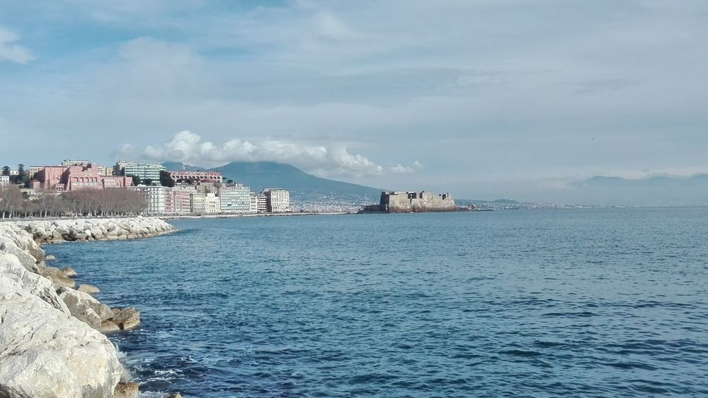 Naples Is Wonderful Milleculure Vita Life Inverno Spettacolonaturale