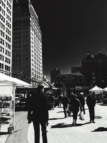 Union Square Greenmarket City Real People City Life Leisure Activity