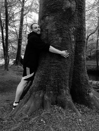 Tree hugger ❤️