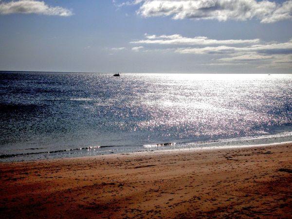 Sea And Sky Beachphotography Sunset_collection Riflection