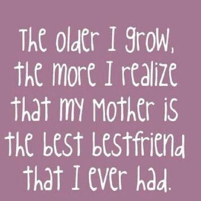 I am so lucky to have you! @jennifer811w Love you, Mom!!!