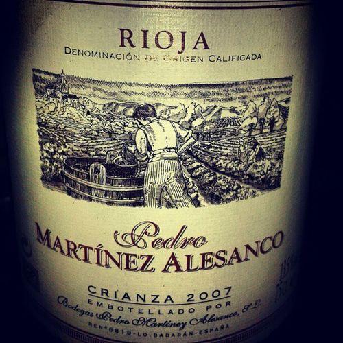 Un vino de Reyes #crianza #rioja Rioja Crianza