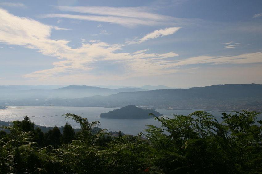 Galicia Calidade Galicia, Spain Green Akea Boat Galicia Meiga Horse Sea Sky