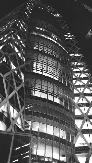 Mode Gakuen Cocoon Tower Shinjuku Building Architecture Architecturelovers Architecturephotography Architecture_collection Tokyo Japan Travelphotography Educational Building