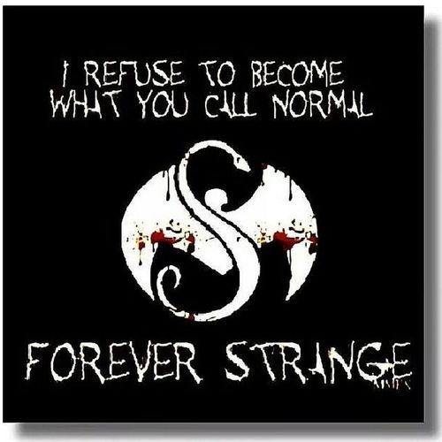 Oddmanout Nevernormal Foreverstrange