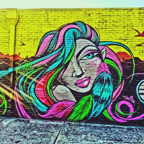 Graffiti Streetart Streetphotography Hdr_Collection toofly