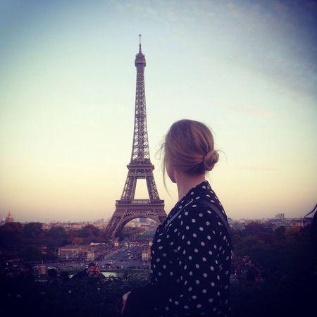 Paris Eiffel Tower Silhouette Streetphotography Sunset Sunset Silhouettes